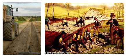 Juxtapositions oulipiennes d'images - Poésie des contrastes Route10
