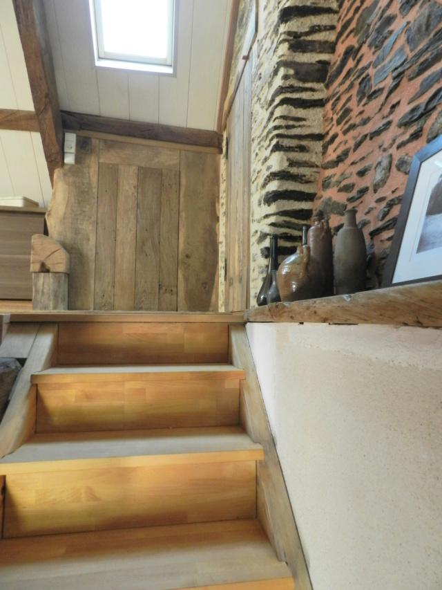 Escalier japonais à pas décalés Vauvzo12