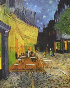 Et si Van Gogh était venu lui-aussi à La Bazouge? (Collages et pastiches) Vincen10