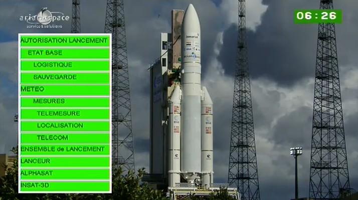 Lancement Ariane 5 ECA  VA214 /  INSAT 3D /  ALPHASAT /25 juillet 2013 - Page 2 Sans_t13