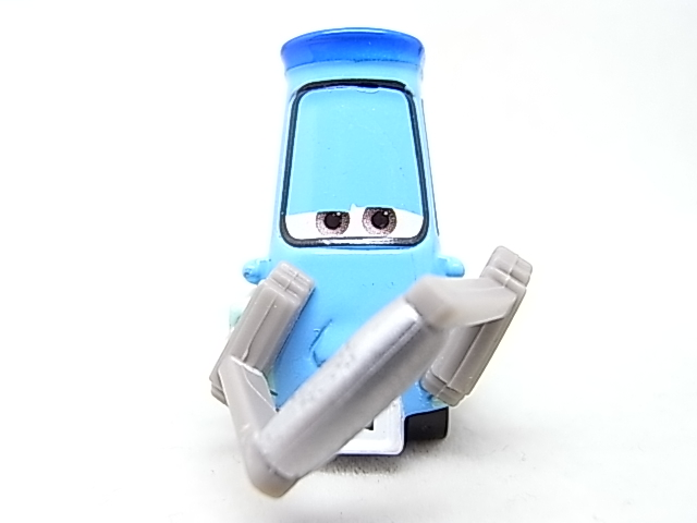 [Cars 2 ] Guido with Shaker  Guido10