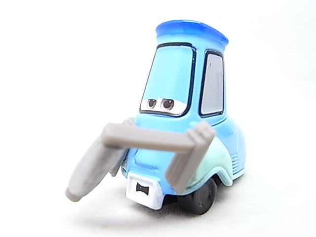 [Cars 2 ] Guido with Shaker  Guido_10