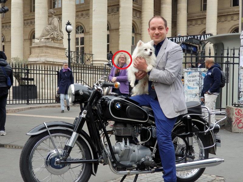 Photos de vous et de votre moto devant ....un château  - Page 19 20190410