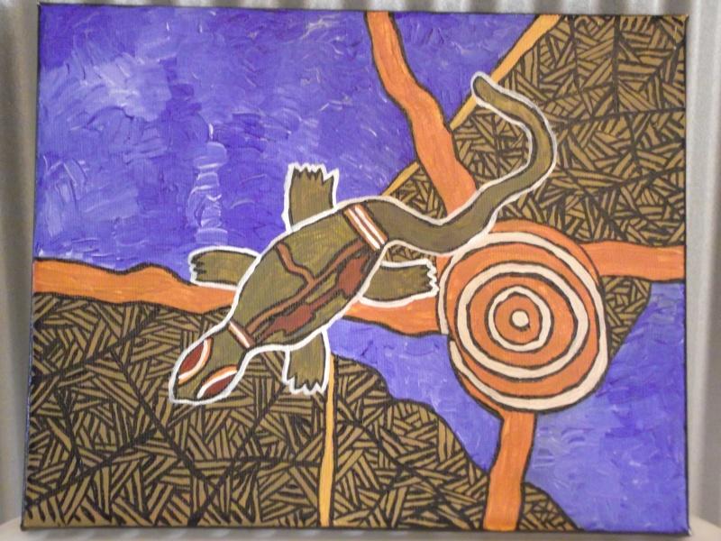 Aboriginal Paintings Dscf6915