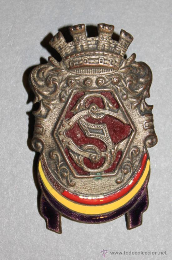 Insignia de Guardia de Asalto. Segunda República Española. 145