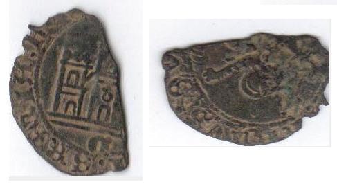 Maravedí de Enrique IV (Córdoba, 1454-1471). 148