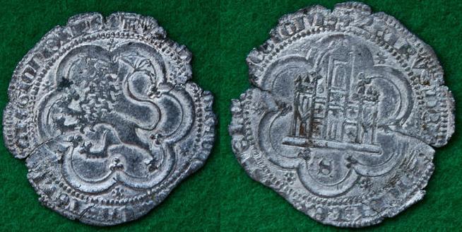 4 Maravedis de Pedro I (Sevilla, 1350-1368). 177
