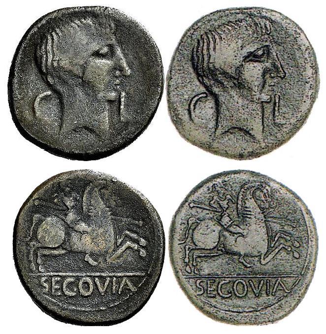 Opinión moneda falsa ex HSA Vico 198