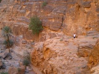 L'agadir d'AMTOUDI (ID AISSA) et la source de l'oued. 037_1010