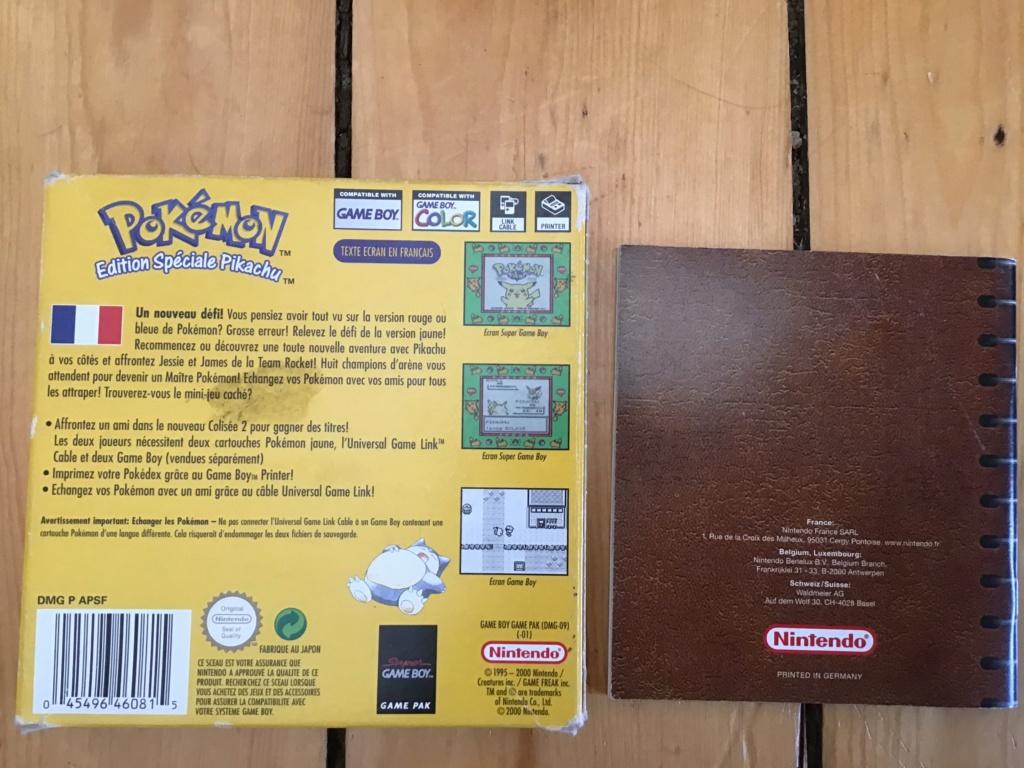 08/06 Neo's Nintendo shop 2 Zelda, Metroid GBA loose et jeux DS - Page 25 F3386c10