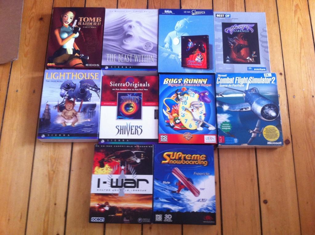 15/07 Neo's Micro$oft Shop lot 16 jeux PC Big Box 30€ Image12