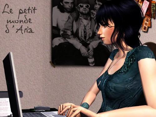 Le Petit Monde d'Aria (Sims 2) Avatar10