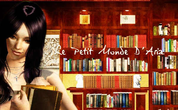 Le Petit Monde d'Aria (Sims 2) Bannia10