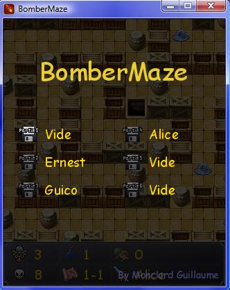 BomberMaze Alpha 4.1.3 710