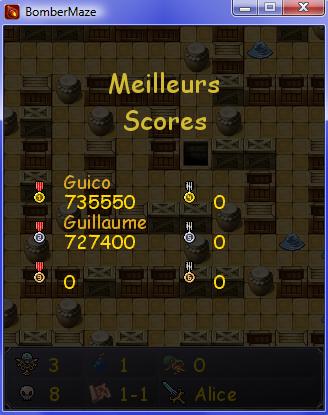 BomberMaze Alpha 4.1.3 810