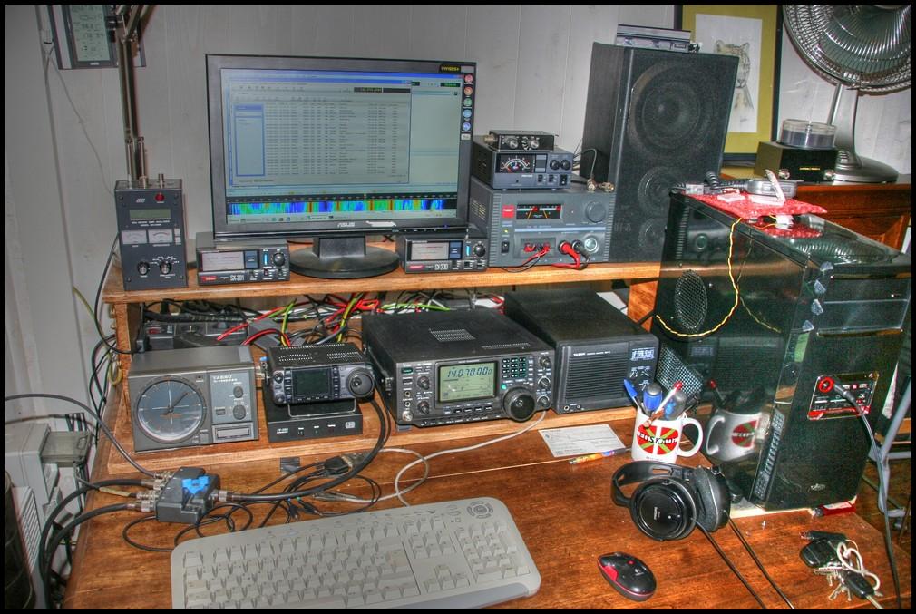 Un radar Wurzburg Riese à Floirac ! Statio10