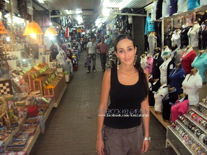 kenza en Turquie Photo10