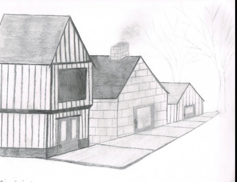 dessins à MP :) Maison10