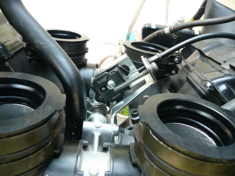 Apports du Vboost sur une machine avec intercoms débouchés. P1020410