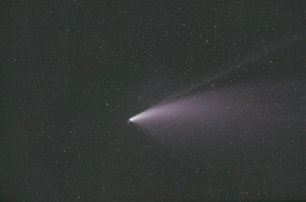 Et toujours THE comet ! Comeat12