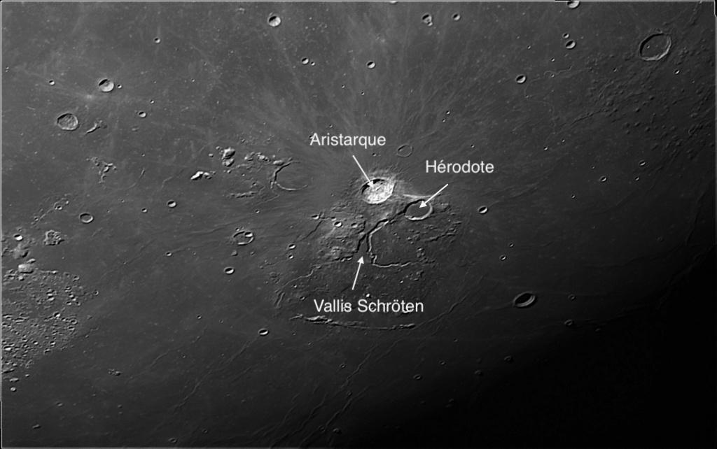 Schickard, Wargentin, Nasmyth et Phocylides et Aristarque, Hérodote et Vallis Schröten Photo210
