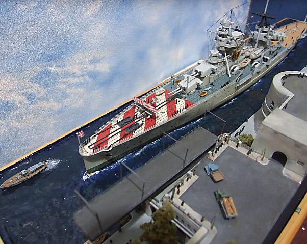 Regia Marina Italian Heavy Cruiser 'Pola' - Page 5 Dscf4028