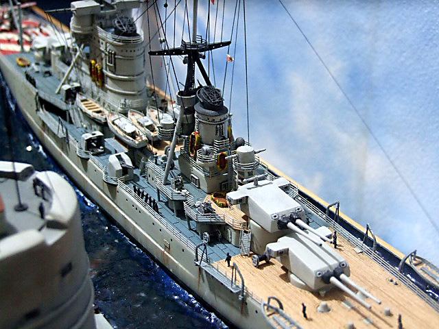 Regia Marina Italian Heavy Cruiser 'Pola' - Page 5 Dscf4029
