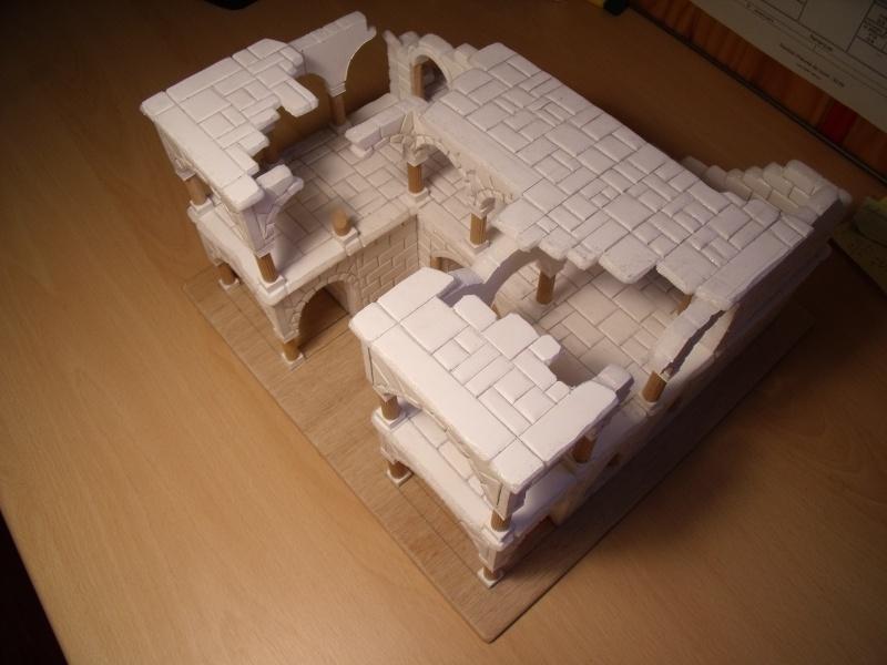 Mon nouveau projet: Ruines d'Osgiliath - Page 3 Dscf0414