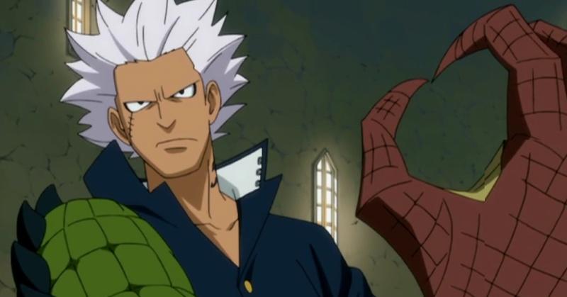 Fairy Tail Elfman10