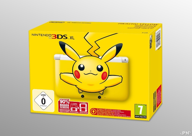 3DS XL pikachu en france et en europe !!  506dd210