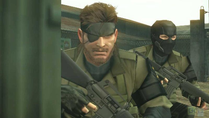 Metal Gear Solid Peace Walker Metal-10