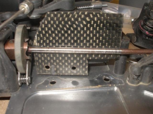 Astuce gaz/frein sur le Cobra P1010059