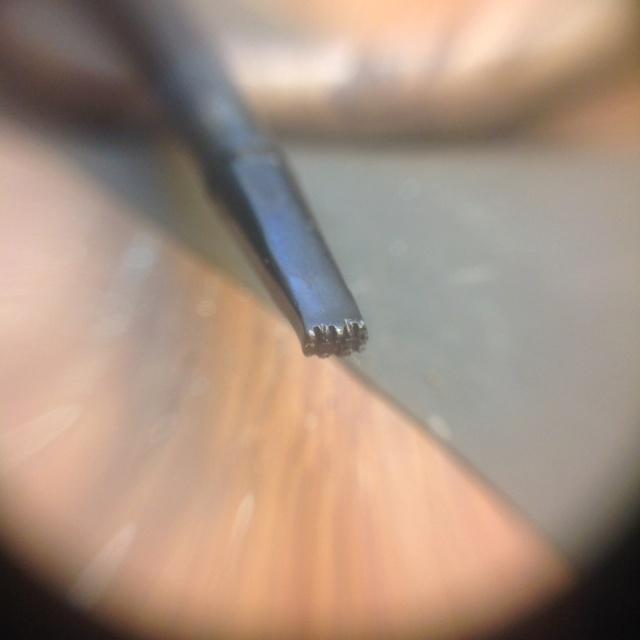 Fabrication outils ciselure et estampe en acier trempé   - Page 2 Image14
