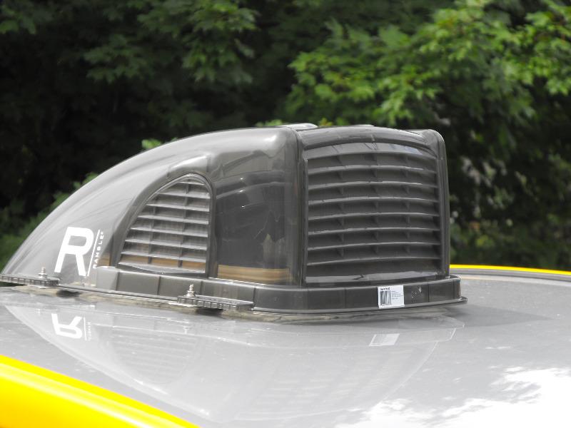 Max Air Ventilateur infiltration Ramble11