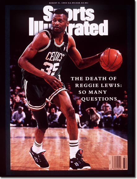 Remembering Reggie ... Tuesday, July 27, 1993 Reggie10