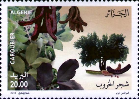 2011, Année Internationale de la Forêt Timbre11