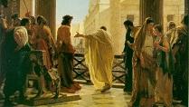 Der PROZESS Jeschua aus jüdischer Sicht  - VORWORT - Pilatu10
