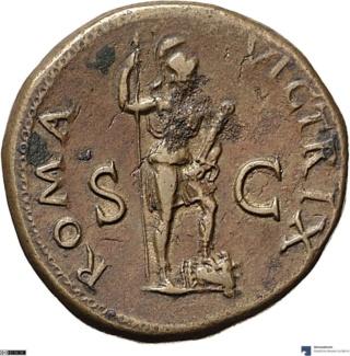 As de Vespasien  Roma10