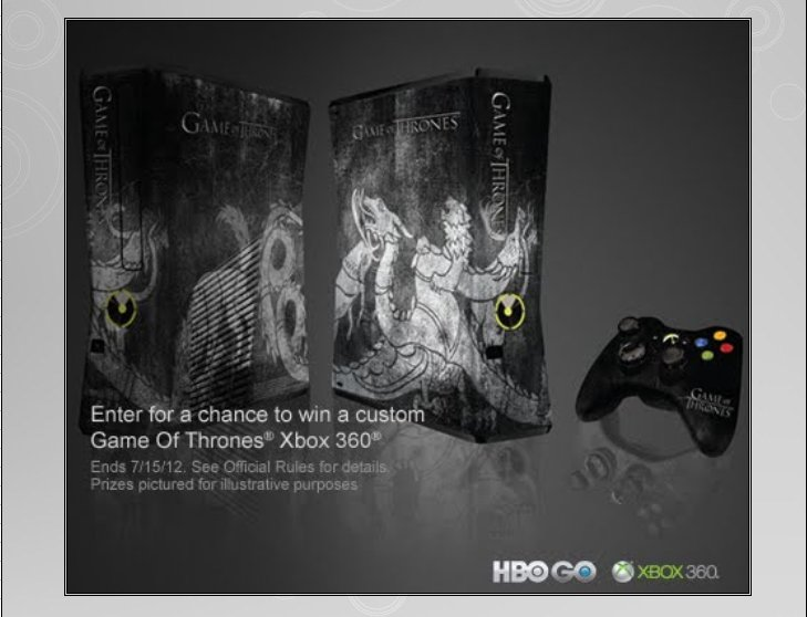 XBOX 360 : Edition GAME OF THRONES Game_o11