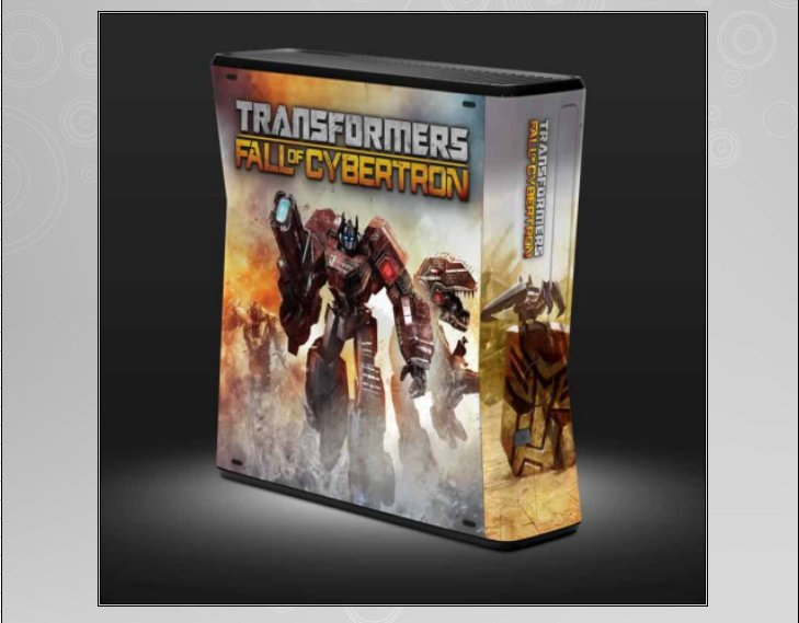 XBOX 360 : Edition TRANSFORMERS Fall of Cybertron Transf12