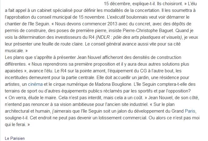 Aménagement de l'île Seguin - PLU - Page 6 P211