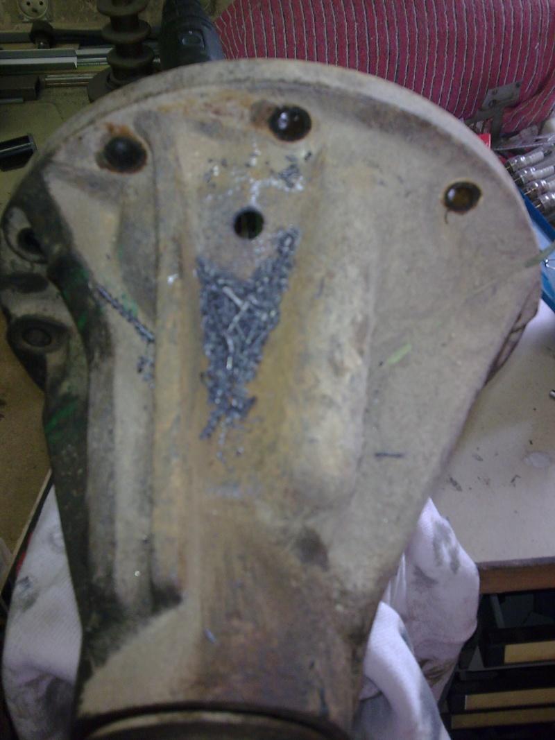 Montage d'un blocage Aschcroft avec un compresseur de DiscoII:..........Un projet gonflé........ mais on ne manque pas d'air!  - Page 2 Photo015