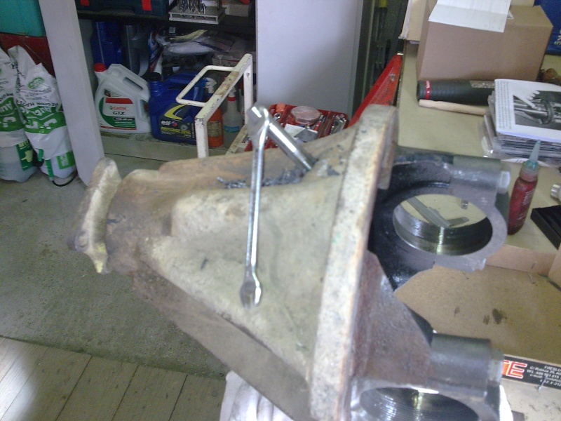 Montage d'un blocage Aschcroft avec un compresseur de DiscoII:..........Un projet gonflé........ mais on ne manque pas d'air!  - Page 2 Photo016
