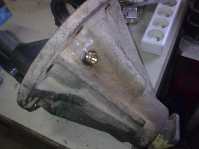 Montage d'un blocage Aschcroft avec un compresseur de DiscoII:..........Un projet gonflé........ mais on ne manque pas d'air!  - Page 2 Photo017
