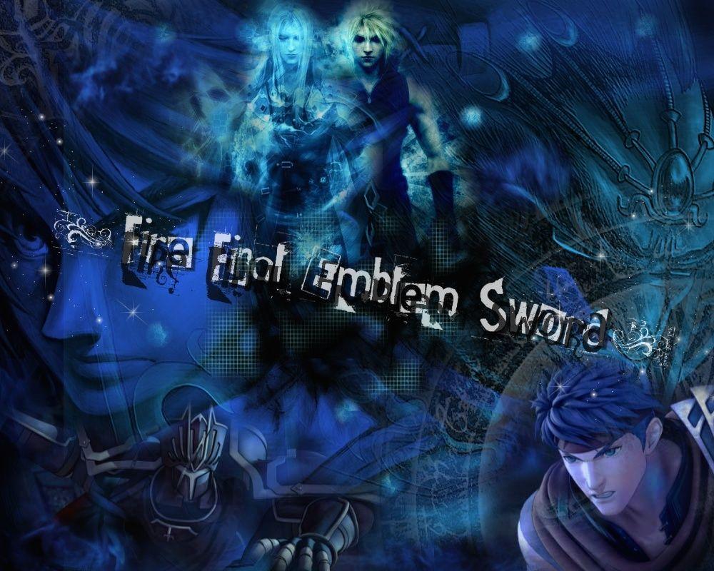 Fire Final Emblem Sword