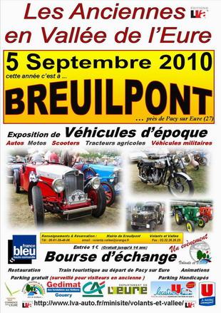 Expo et bourses à Breuilpont Affich11