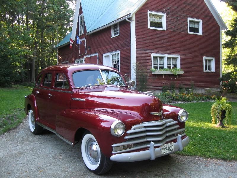 Buick 1954 à vendre Fashio10