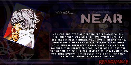 que personaje de Death Note eres? 225410