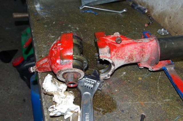 Démontage Rotavator Imgp7927