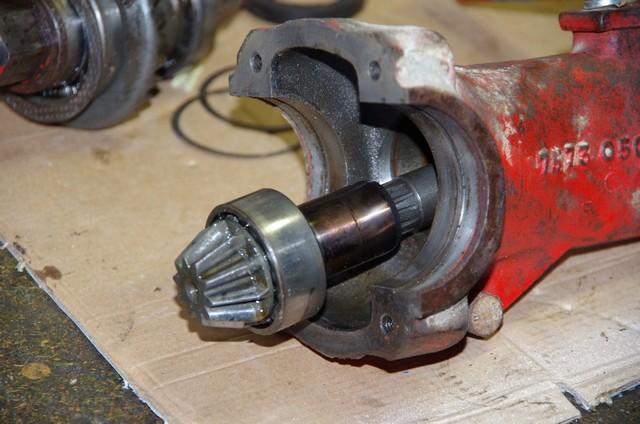 Démontage Rotavator Imgp7938